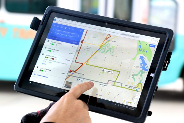 VVTA Releases System Update to Google Transit Trip Planner, Real-Time Web App
